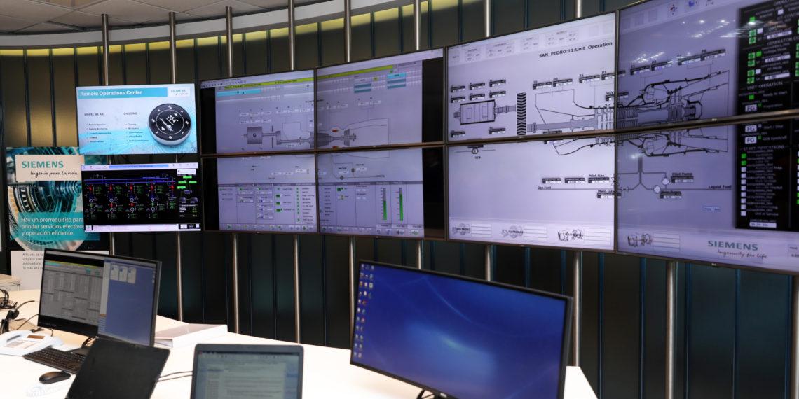 Siemens inaugura primer Centro de Control y Monitoreo de Plantas de Generación eléctrica