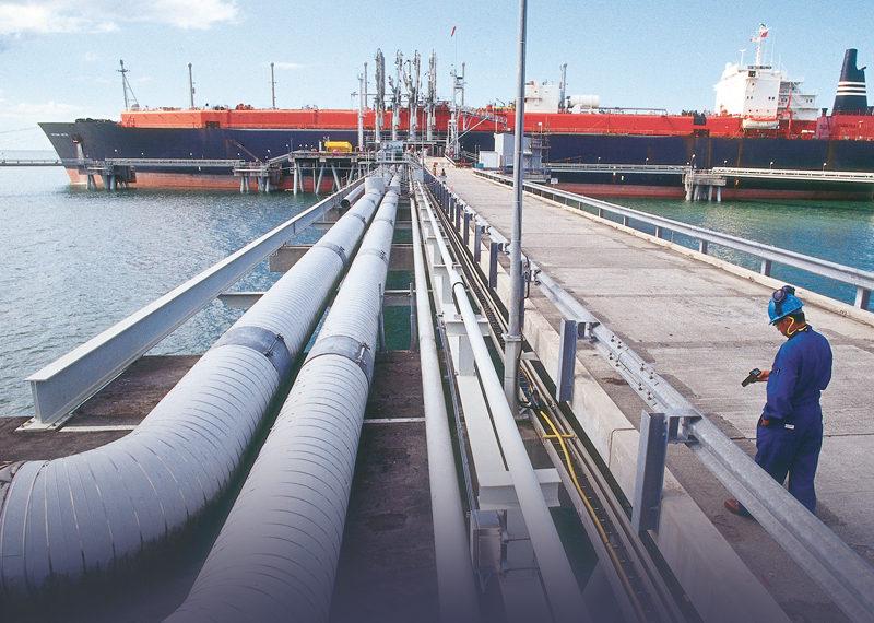 Contratan ocho barcos de GNL para pasar el invierno