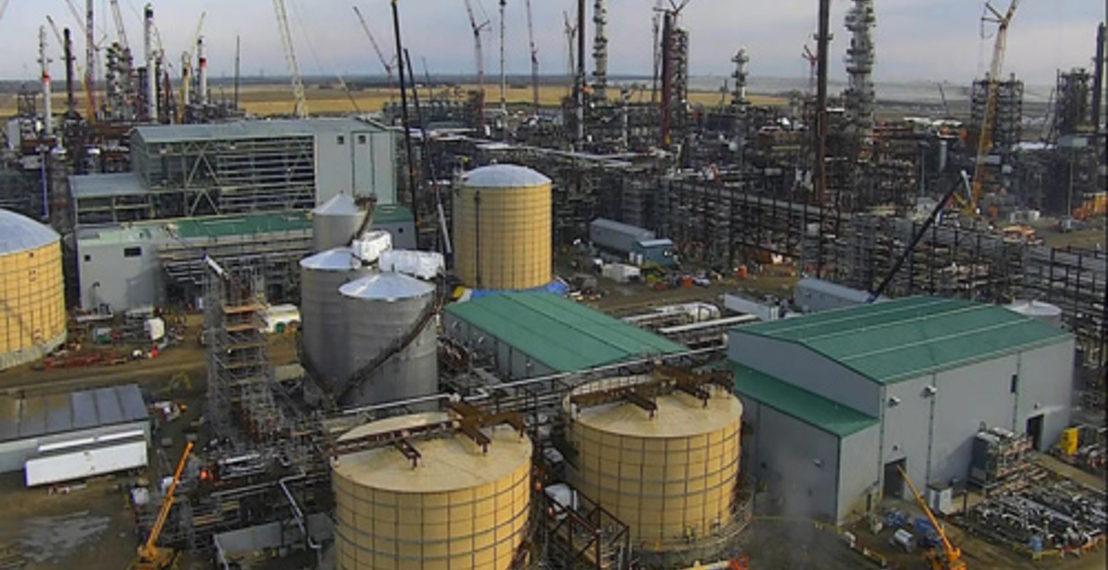 941b07e001a9 Canadá  Refinería de Alberta se prepara para la producción de diesel ...