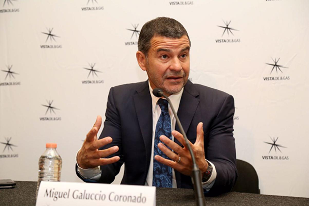 Galuccio recorrió Vaca Muerta con inversores de Vista Oil & Gas ...